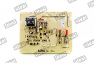 Control Boxes & PCB's