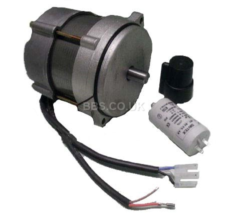 Riello Burner Motor c/w Capacitor RDB 1,2