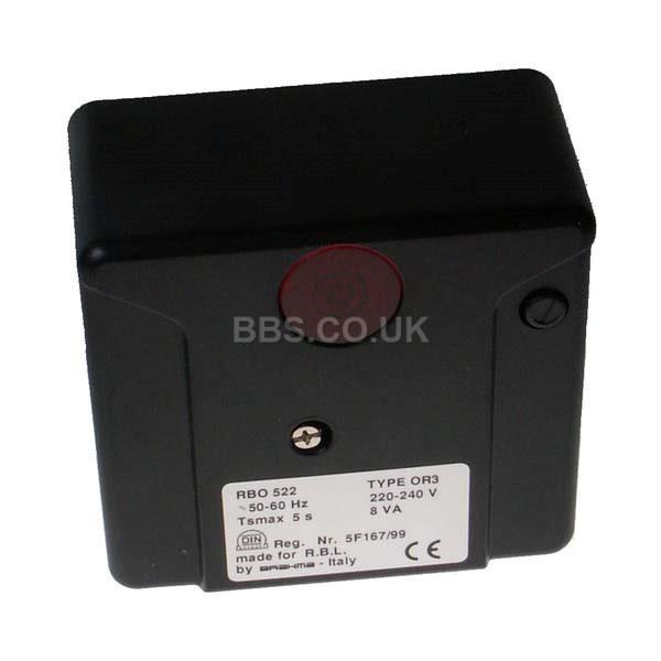 RB0522 CONTROL BOX