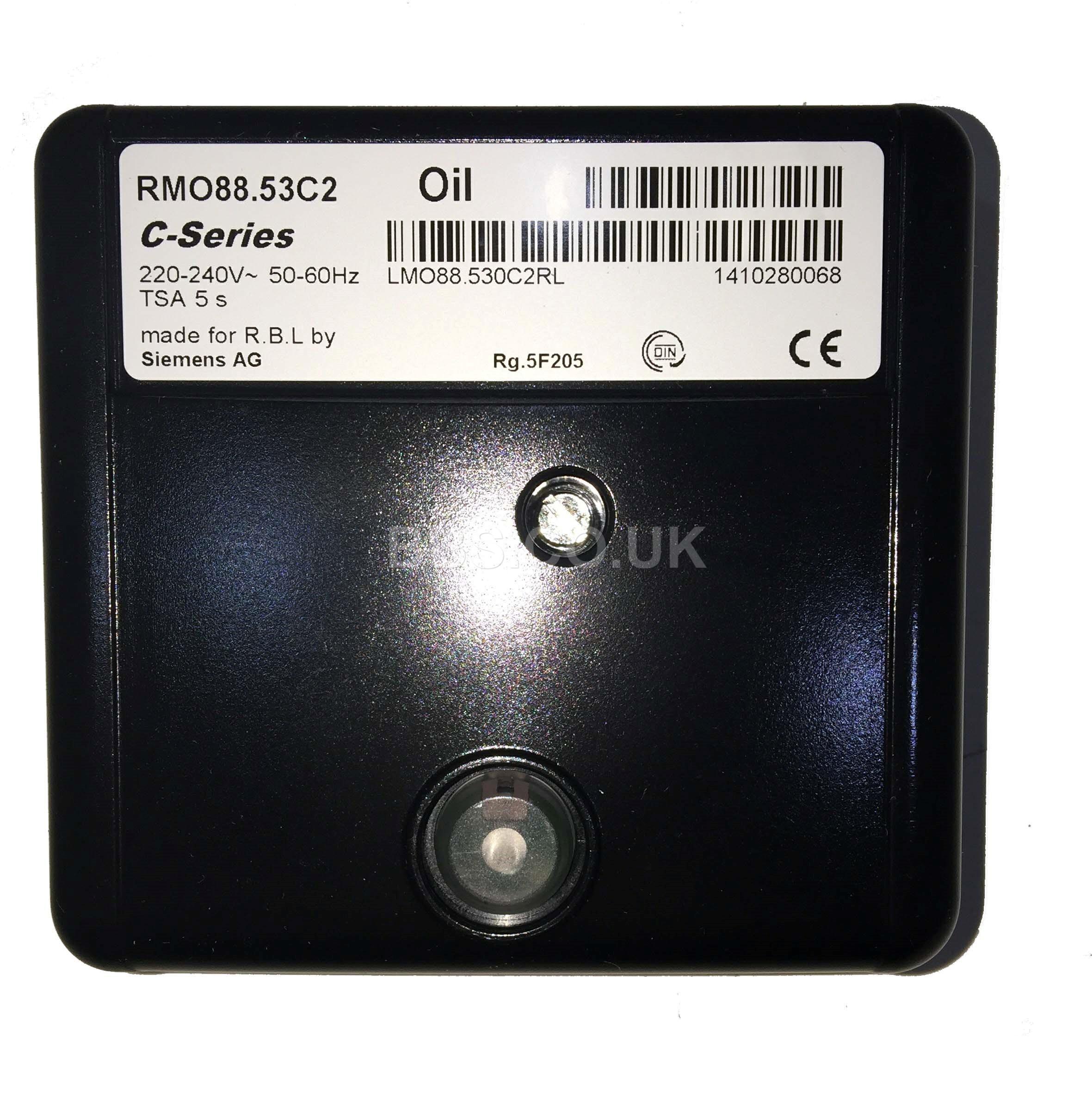 RIELLO RMO88.53A2 CONTROL BOX