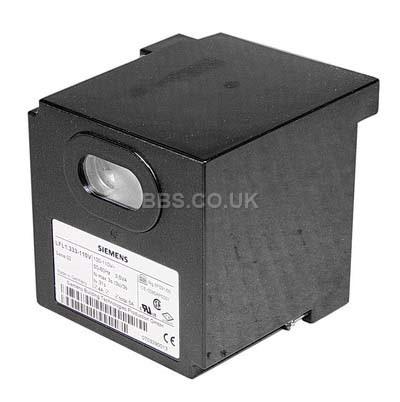 SIEMENS LFL1.335 GAS CONTROL BOX 110v