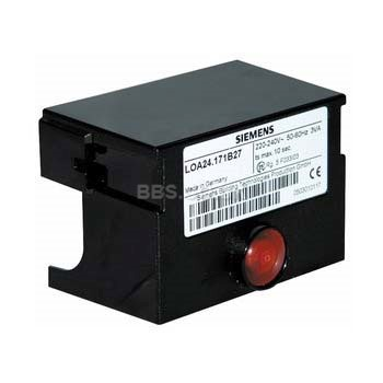 SIEMENS LOA24.171B27 OIL CONNTROL BOX