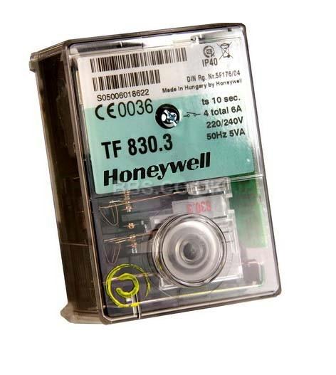 HONEYWELL SATRONIC CONTROL BOX TF830.3 230V