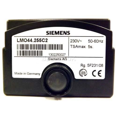 SIEMENS LMO44.255C2 CONTROL BOX RPLACES LOA44.252A2