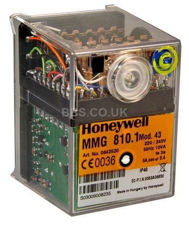 SAT CONTROL BOX MMG810 MOD 43 230V CE NG3 - 3