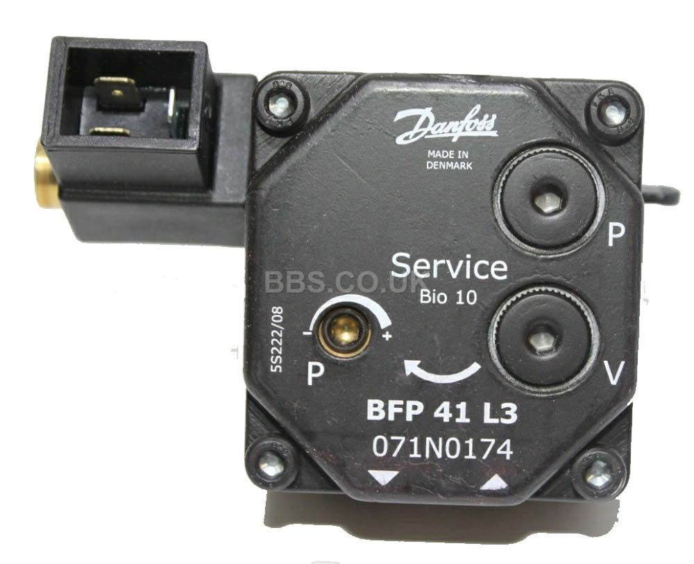 DANFOSS OIL PUMP BFP41 L3L 071N1213