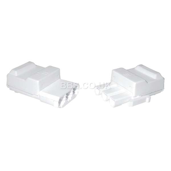 Electrical Connector with Strain Relief - 3 W