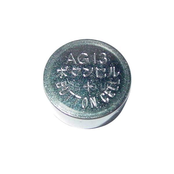 Alkaline Button Battery 2 x AG13 (LR44) 1.5V