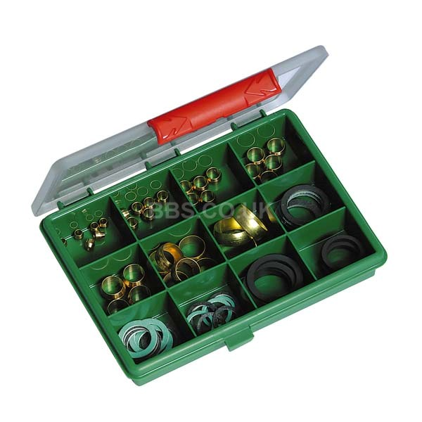 Engineers Olive/Washer Kit