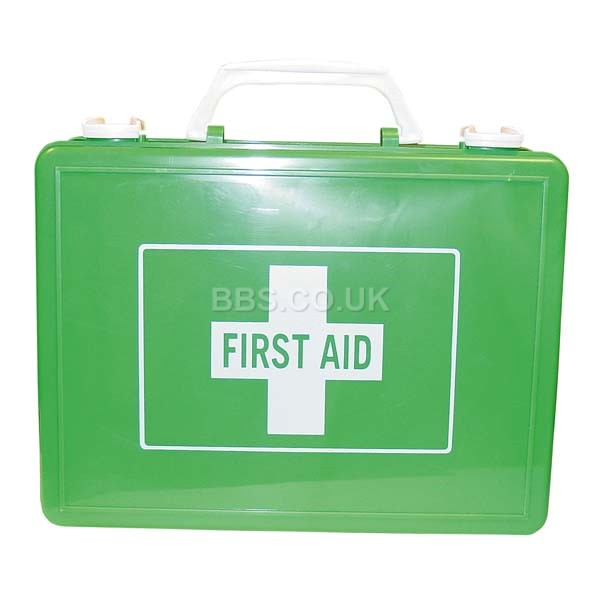 First Aid Kit - Large (HSE 1-10 Person)