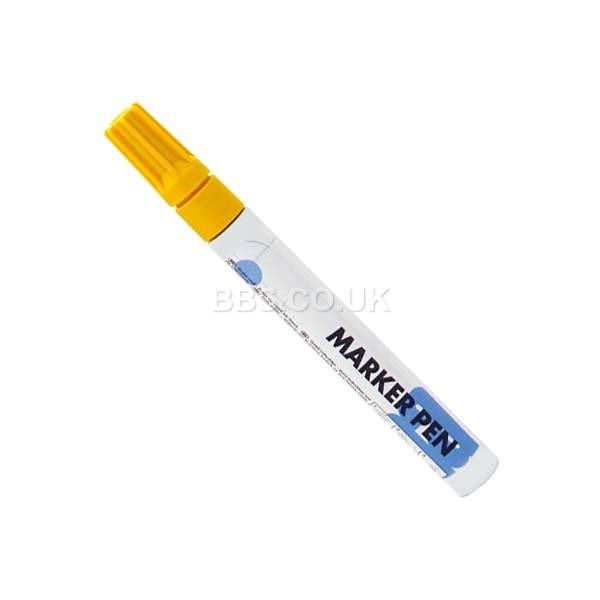 Paint Marker Pen - Yellow