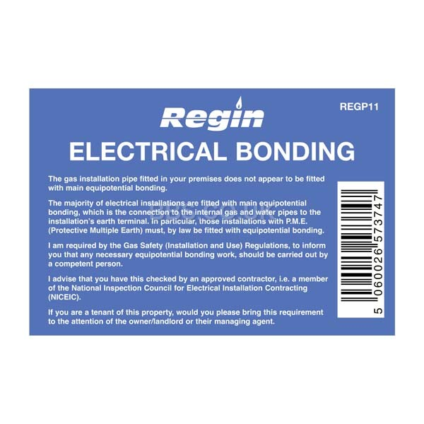 Electrical Bonding Sticker (8)