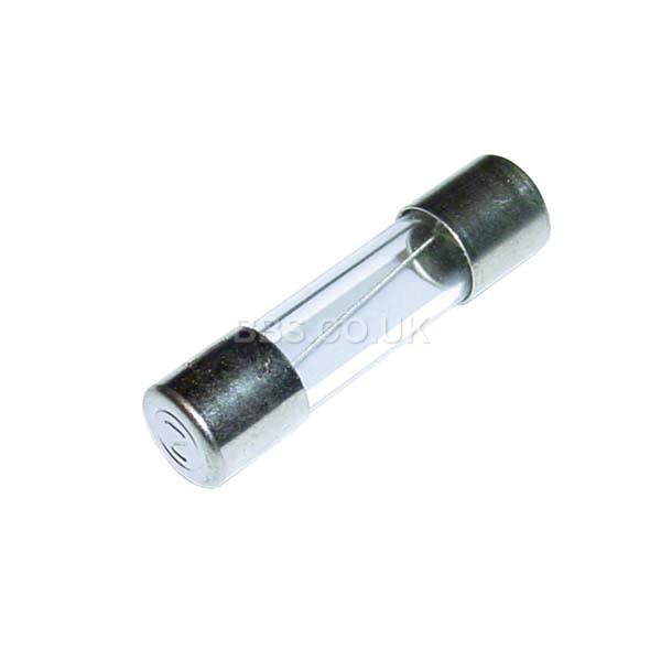 Anti-Surge Glass Fuse - 20mm 630mA (3)