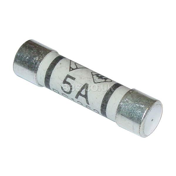 Ceramic Fuse - 25mm 5A (3)