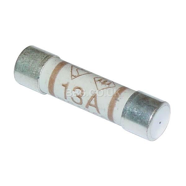 Ceramic Fuse - 25mm 13A (3)