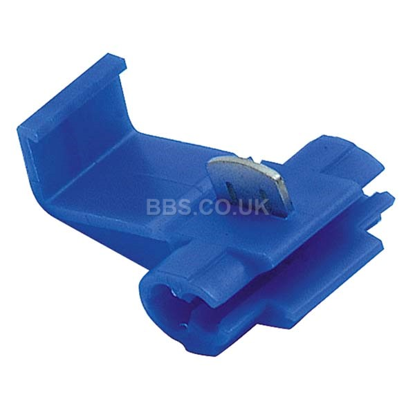 Quick-Fit Connector - Blue (6)