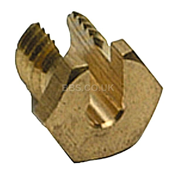 T/Couple Wide Slot Split Nut - M8 (2)