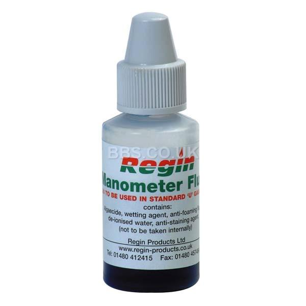 Manometer Fluid - s.g.1.00 22ml