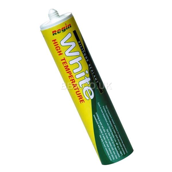 High Temp. Silicone Sealant White - 310ml